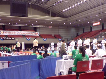 極真空手溝の口道場 全日本ウェイト制空手道選手権大会