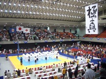 極真空手溝の口道場 第26回全日本ウェイト制空手道選手権大会