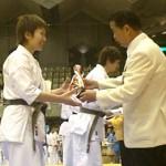 極真空手溝の口道場 全関東空手道選手権大会