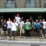 『ダイヤモンド鎌倉別邸ソサエティ』に到着。合宿で来るにはもったいない位良いホテルです。