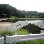大きな池が4つあるFISH-ON!王禅寺。