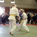 三浦選手(右)の決勝戦