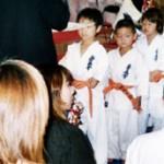 準優勝した宮腰慶太君。