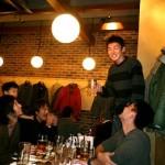 2004年に入賞した道場生から一言。トップバッターは城西地区交流試合4位の須川君。