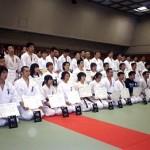 大会入賞者達。ウェイト制選抜入賞者は全日本ウェイト制大会への出場が決定。