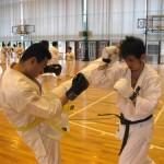 黒岩5級と松田4級