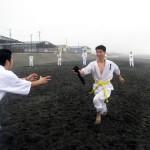 軽やかな走りの伊藤6級