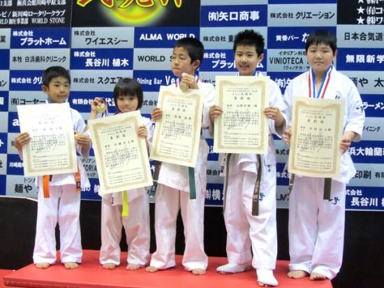 神奈川県大会 団体戦2