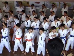 極真会館川崎溝口支部開設10周年記念パーティー04