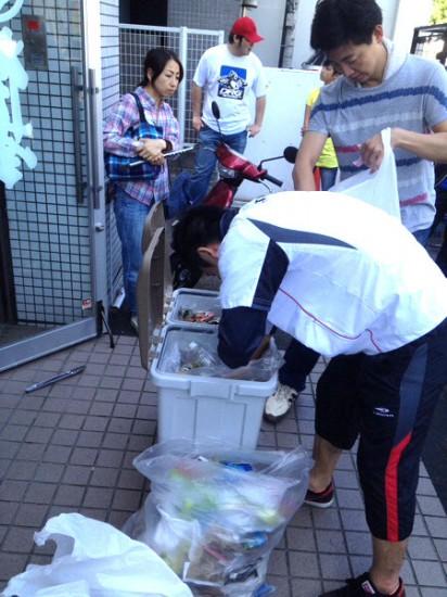 20140928宮前平道場 地域性清掃5