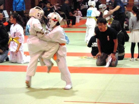 2015極真会館 神奈川県大会 武魂杯