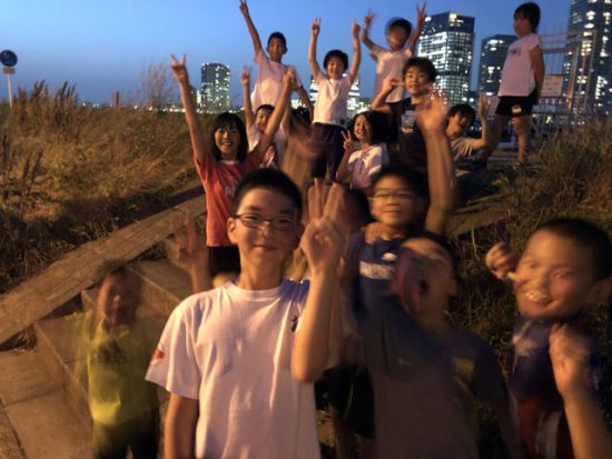 20180515極真会館川崎溝口支部 溝の口道場 ランニングクラス